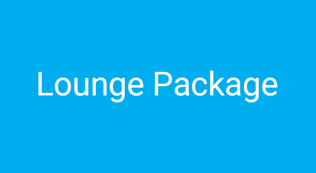 Lounge Package