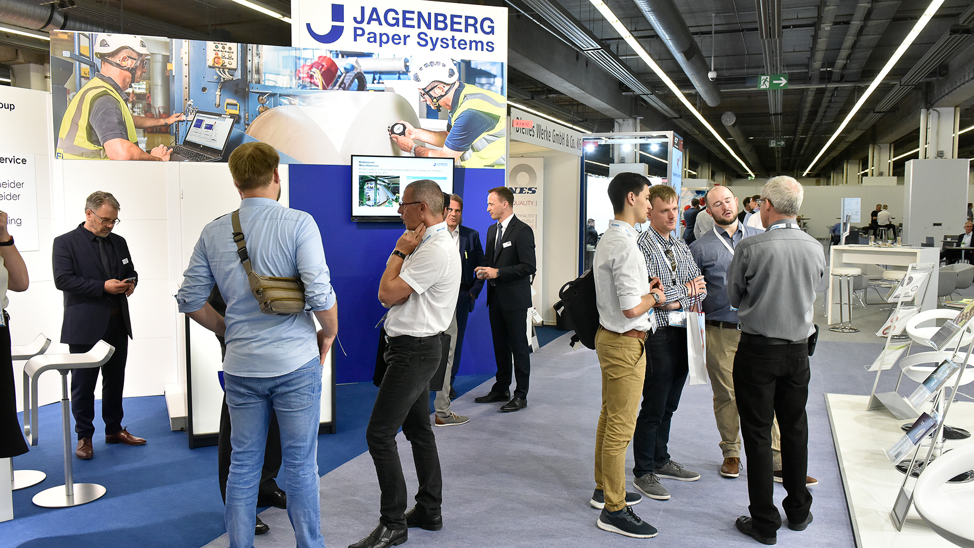 Exhibition ZELLCHEMING-Expo 2019