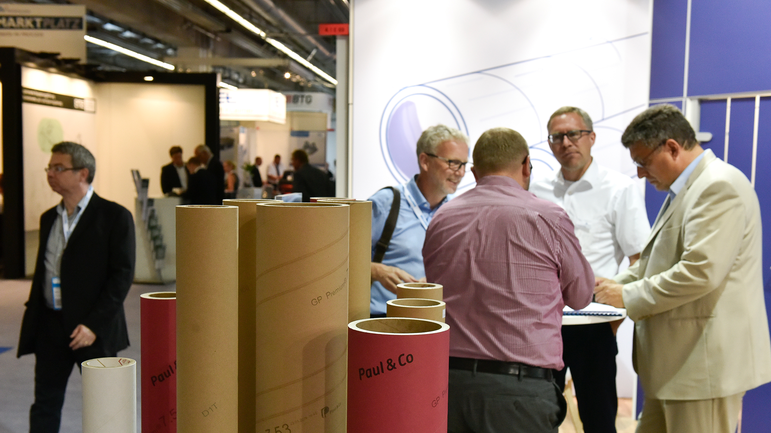 Present your solutions at the ZELLCHEMING-Expo 2020