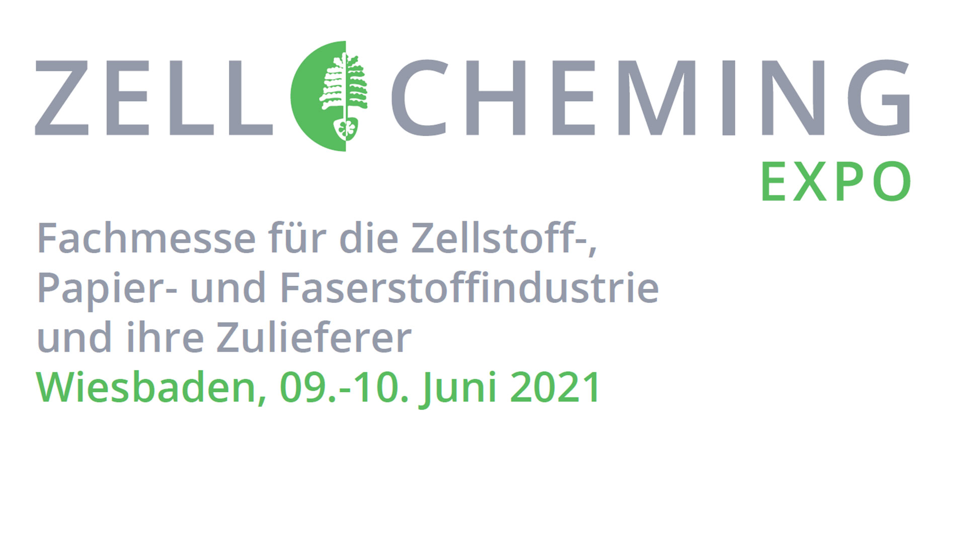 Logo der ZELLCHEMING Expo